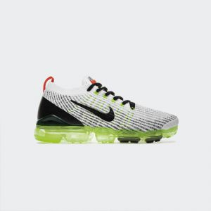 Nike Air VaporMax Flyknit 3.0 2019 White Green AJ6900-100