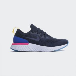 Nike Epic React Flyknit College Navy AQ0067-400