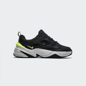 Nike M2K Tekno Black Blue Red AO3108-002
