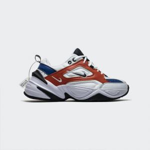 Nike M2K Tekno White Blue Orange AO3108-101