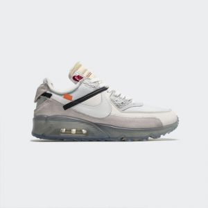 OFF White x Nike air Max 90  AA7293-100
