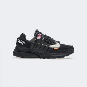 OFF-WHITE x Nike Air Presto Black Black AA3830-002