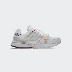OFF-WHITE x Nike Air Presto White AA3830-100