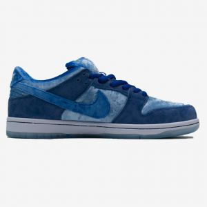 Strange Love x Nike SB Dunk Low Pro Blue CT2552-400