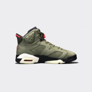 Travis Scott x Air Jordan 6 AJ6TS 3M CN1084-200