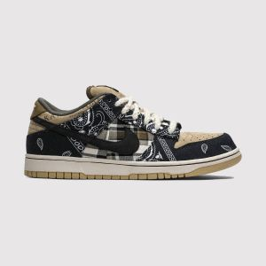 Travis Scott x SB Dunk Low PRM QS 'Cactus Jack' CT5053 001