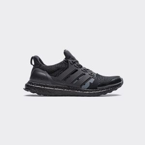Undefeated X Adidas Ultra Boost Triple Black EF1966