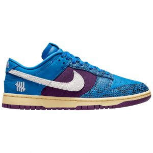 Undefeated x Dunk Low SP 'Dunk vs AF1' DH6508 400