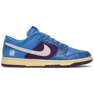 Undefeated x Nike Dunk Low SP '5 On It' DH6508 400