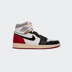 Air Jordan 1 Retro High Union Los Angeles Black Toe BV1300-106