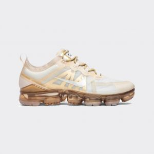 Wmns Nike Air VaporMax 2019 'White Gold' AR6632-101