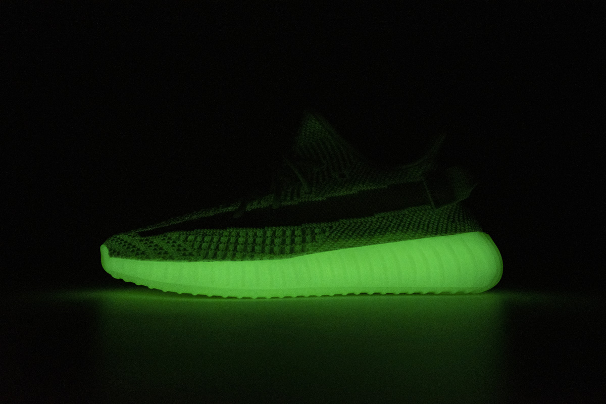 Buy Adidas Yeezy Original Boost 350 V2 Glow In Dark BB1829 Truth