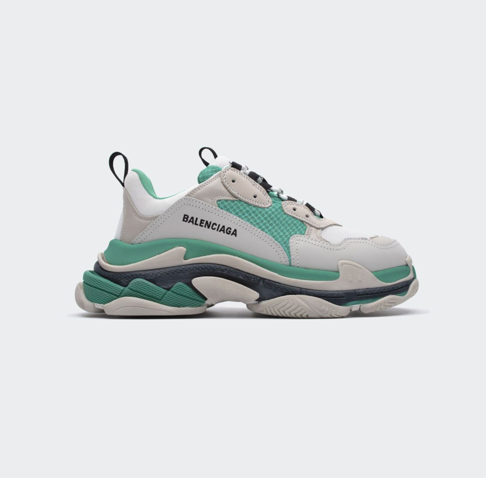 COOL KICKS: BALENCIAGA TRIPLE S 'MINT GREEN' 524039W09E1
