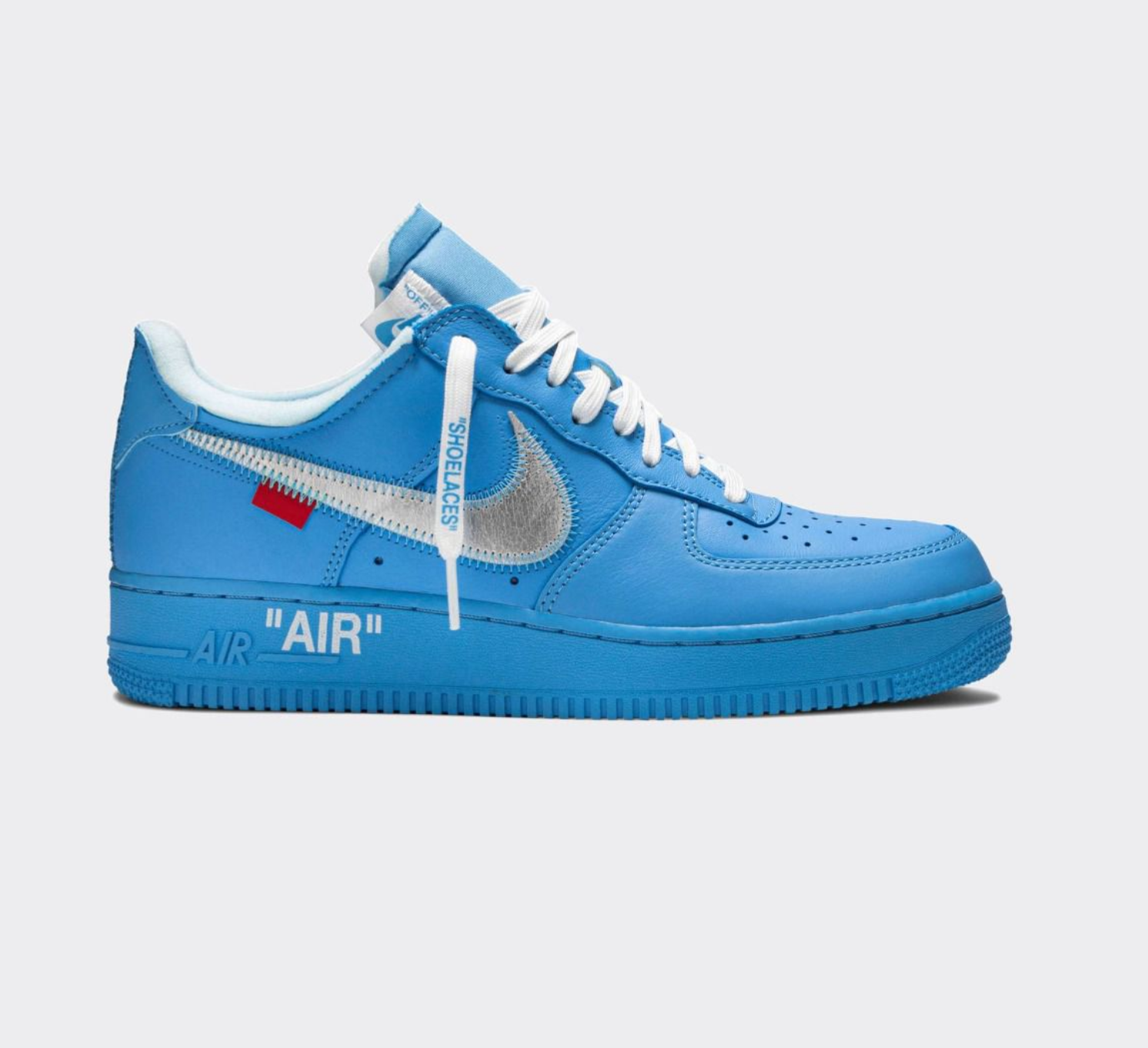 Rock the streets like the real OFF-WHITE x Nike Air Force 1 Low '07 'MCA' Cl1173400