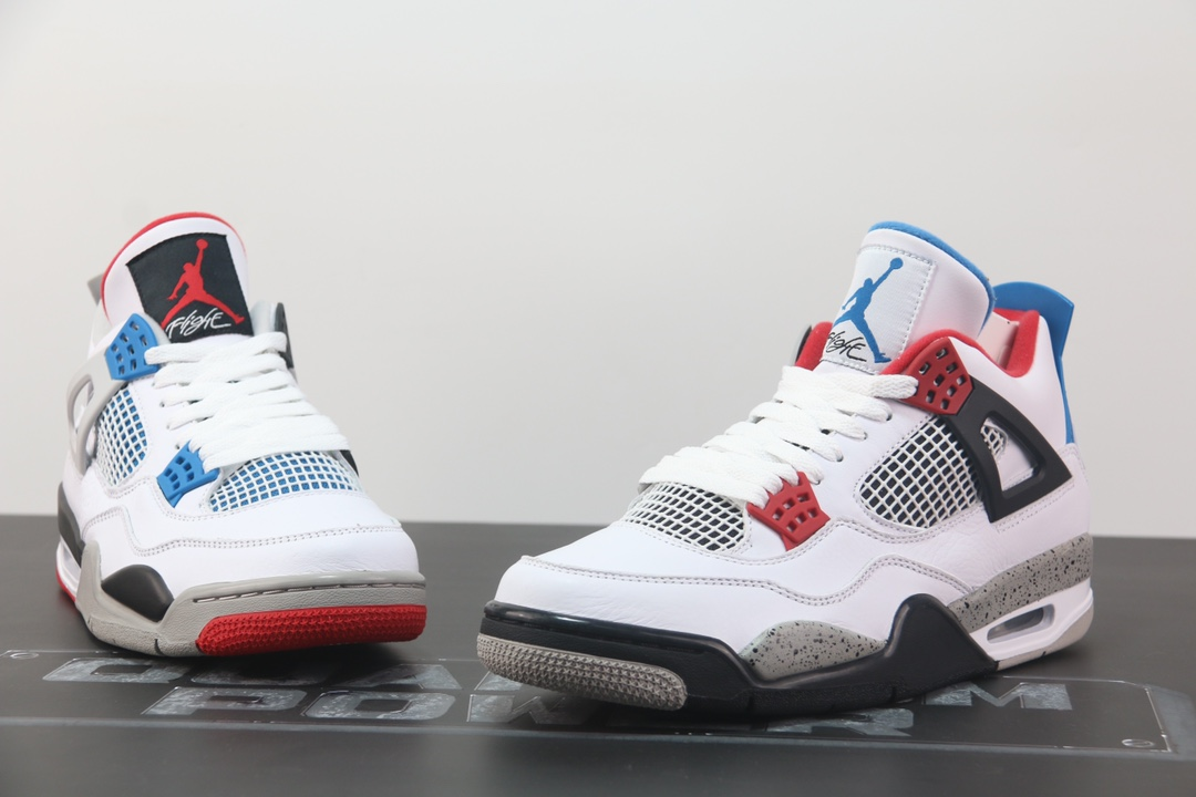 Why Air Jordan 4 Retro 'What The' is the Best Pair of Sneakers You Need for a Date?