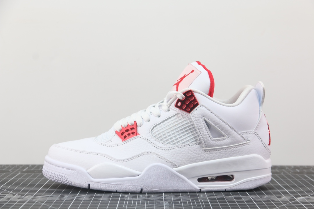 What Made Air Jordan 4 Retro 'Red Metallic' One of the Best Releases of 2020?