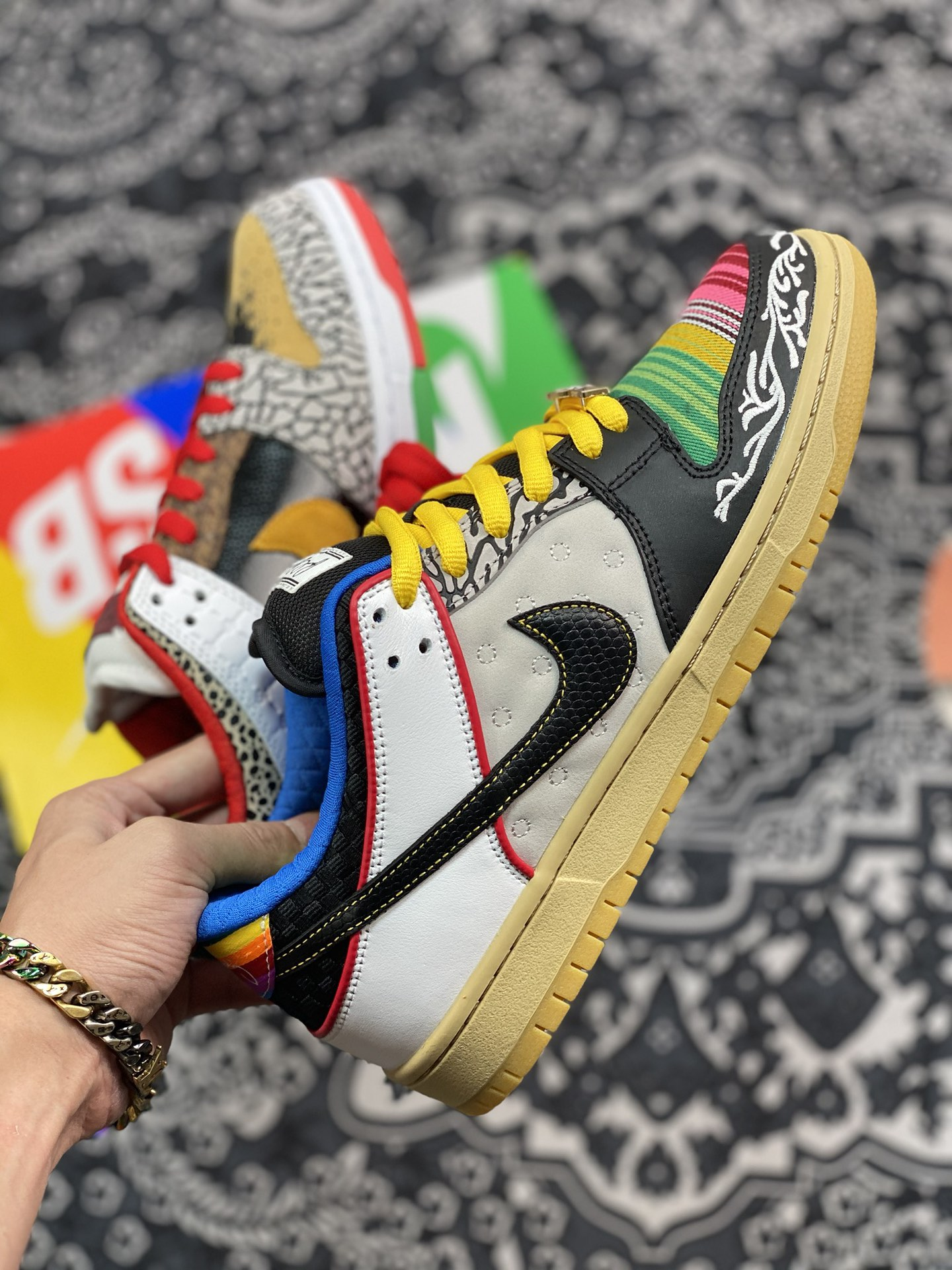 Funky Dunk Low SB 'What The Paul' from Nike is What You Should Buy