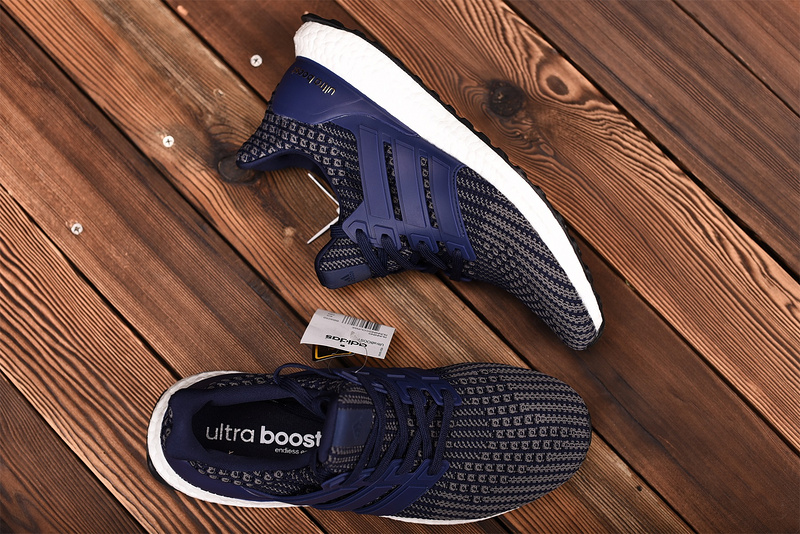"Adidas Ultra Boost 4.0 ""Grey Blue"" BB9250"