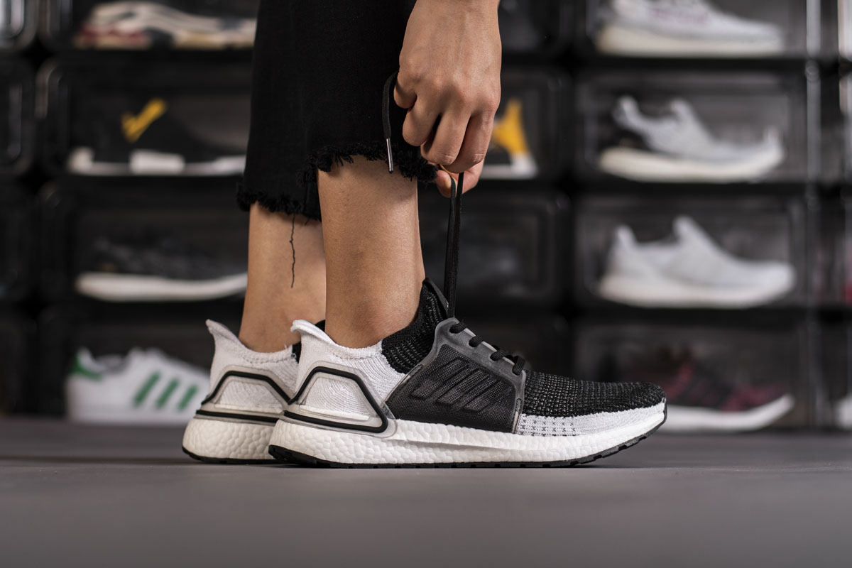 adidas ultra boost 19 oreo black sole off 65% skolanlar.nu