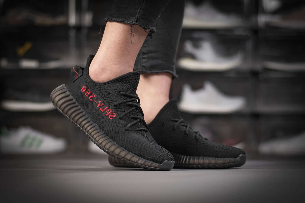 Adidas Yeezy Boost 350 V2 Bred CP9652