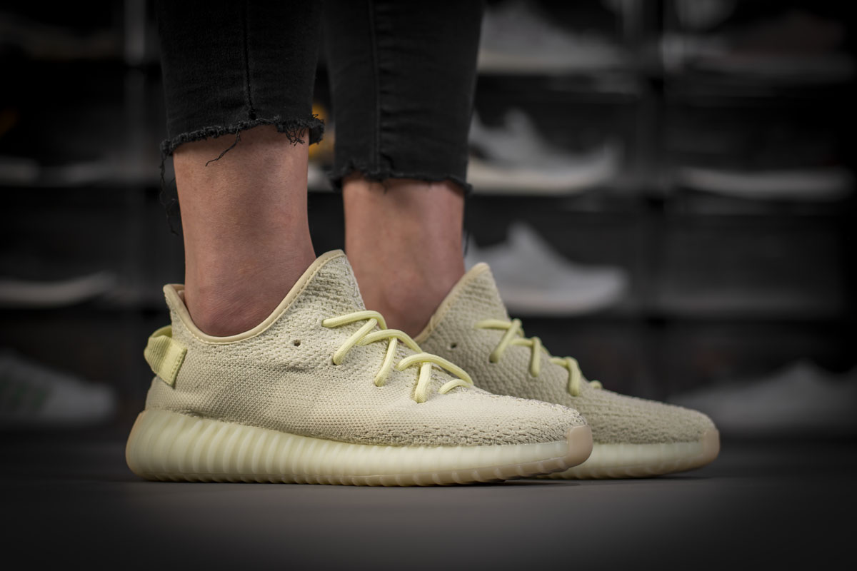 Adidas Yeezy Boost 350 V2 Butter F36980